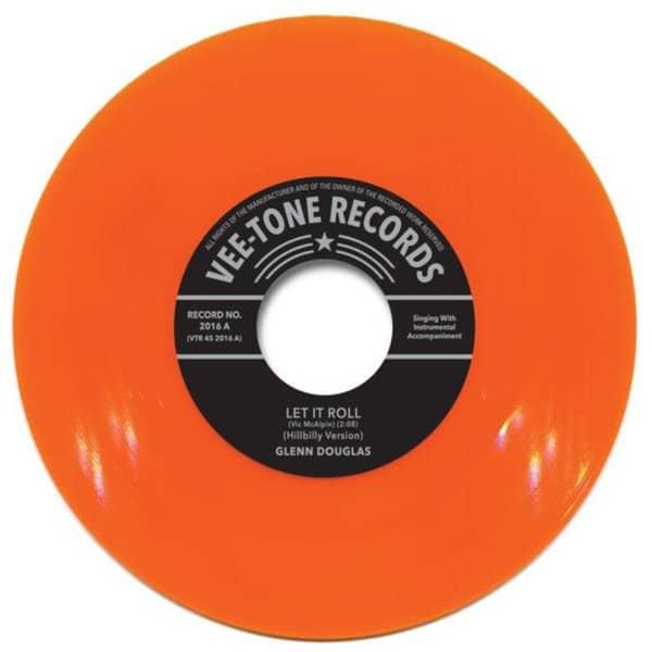 Let It Roll (7inch, 45rpm, Ltd.)