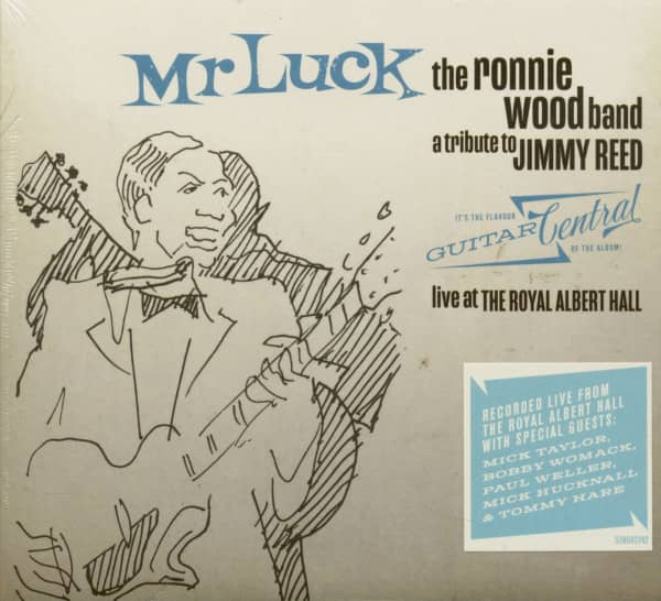 Mr Luck - A Tribute To Jimmy Reed (CD)