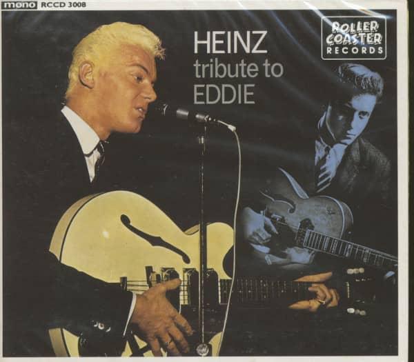 Tribute To Eddie (CD)