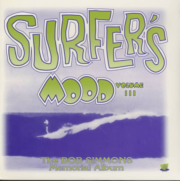 Surfer's Mood, Vol.3 - The Bob Simmons Memorial Album (LP)