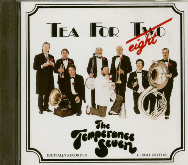 Tea For Eight (CD)