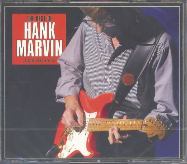 The Best Of Hank Marvin (3-CD)