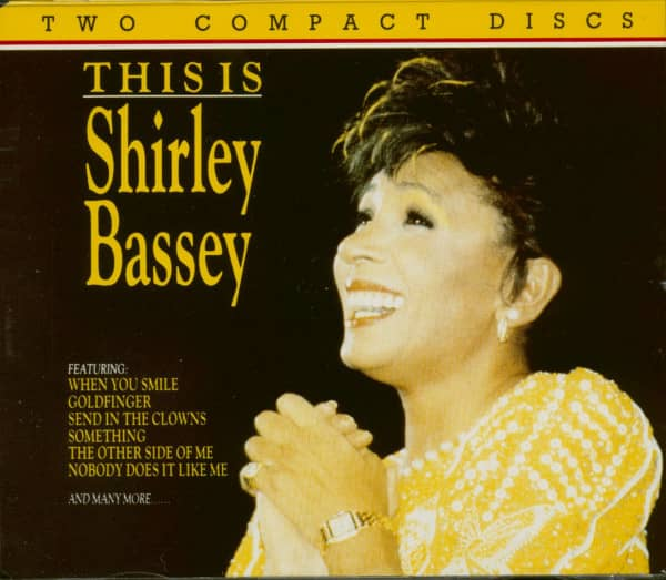 This Is Shirley Bassey (2-CD)