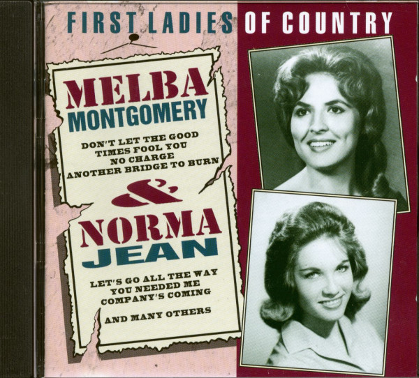 First Ladies Of Country (CD)