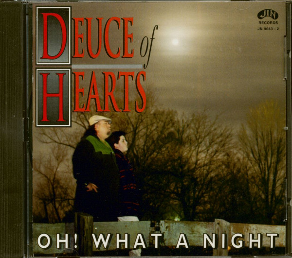 Oh! What A Night (CD)