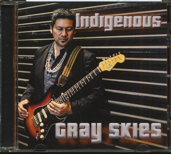 Gray Skies (CD)