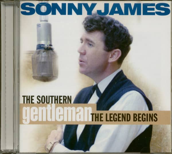 The Southern Gentleman - The Legend Begins (CD)