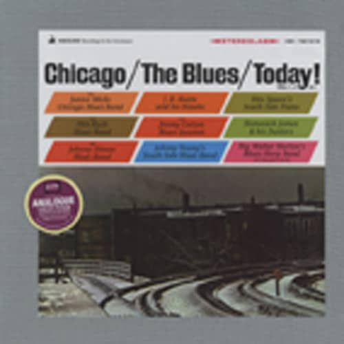 Chicago Blues Today (3-LP)