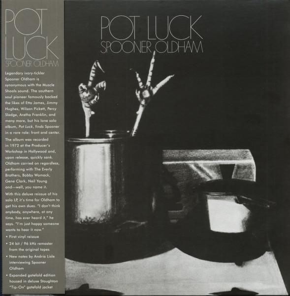 Pot Luck (LP, 180g, Ltd.)