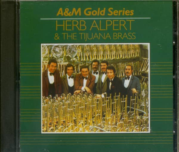 Herb Alpert & The Tijuana Brass - Gold (CD)