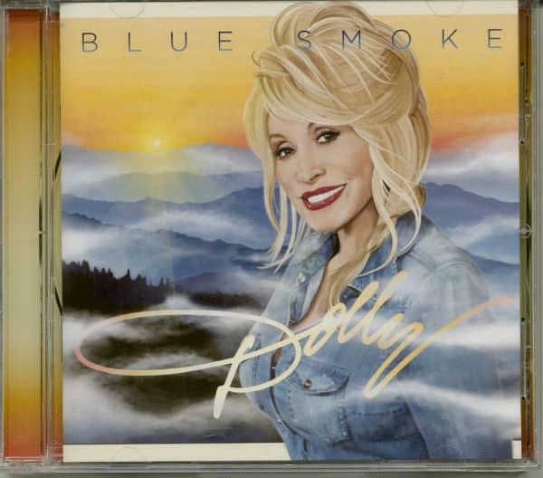 Blue Smoke (CD)