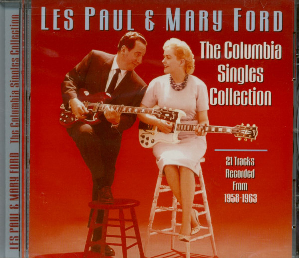 The Columbia Singles Collection (CD)