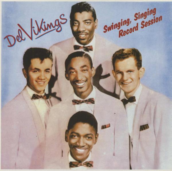 Swinging, Singing Record Session (LP)