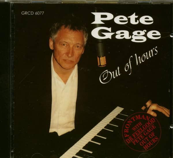 Out Of Hours (CD)