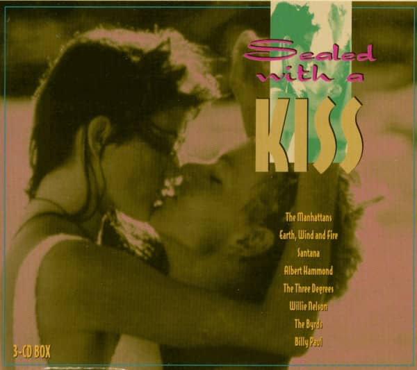 Sealed With A Kiss (3-CD)