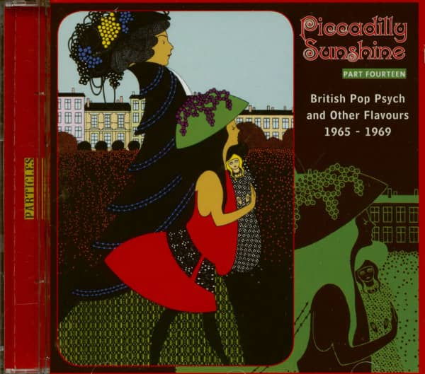 Piccadilly Sunshine Part 14 (CD)