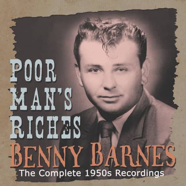 Poor Man's Riches - Complete 1950s Recordings (CD)