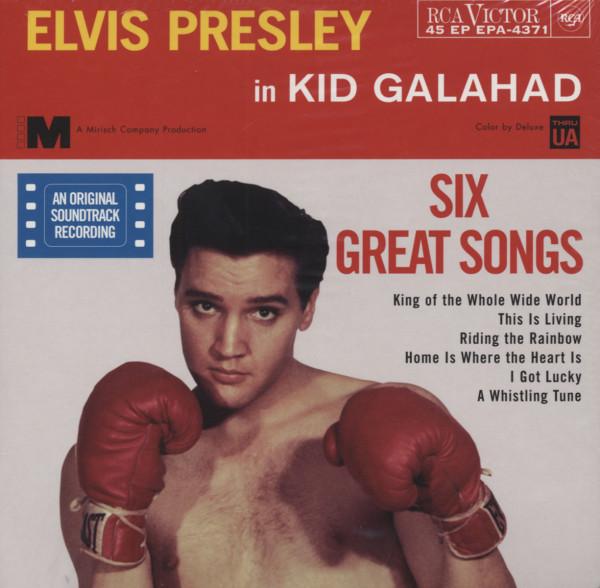 Kid Galahad (CD, Deluxe Edition)