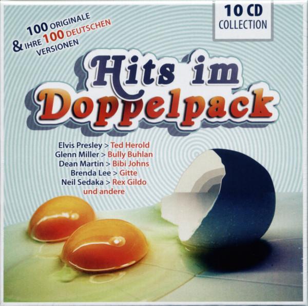 Hits im Doppelpack Vol.2 - 100 Originale & Ihre 100 deutschen Versionen (10-CD)
