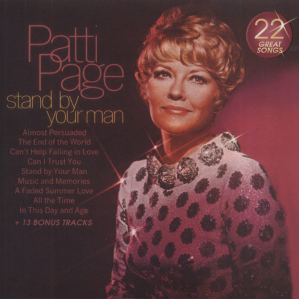 Stand By Your Man (1970)...plus