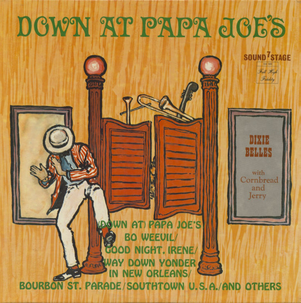 Down At Papa Joe's (LP)