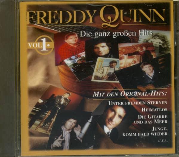 Die ganz grossen Hits - Vol.1 (CD)