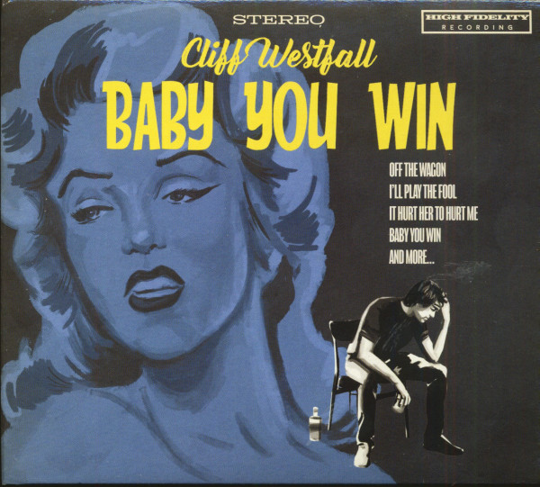 Baby You Win (CD)