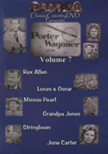 Vol.07, Porter Wagoner Show - June Carter a.o.
