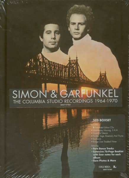 Columbia Studio Recordings 1964-70 (5-CD)