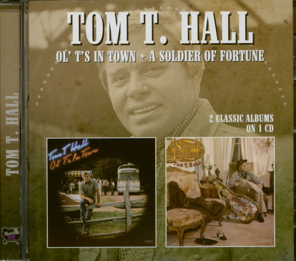 Ol' T's In Town - A Soldier Of Fortune (CD)