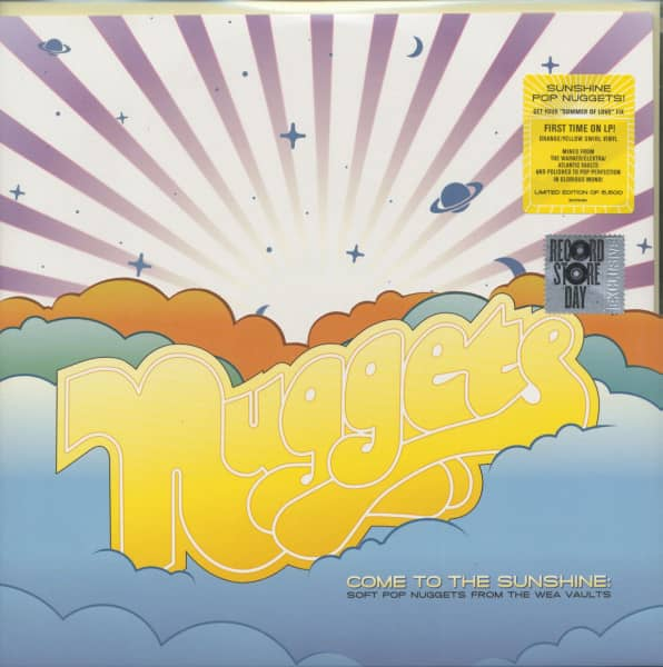 Nuggets - Come To See The Sunshine (2-LP, Ltd., RSD)