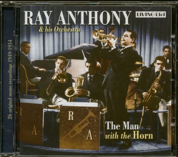 The Man With The Horn (CD)