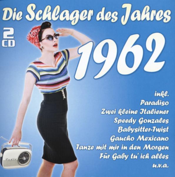 1962 - Die Schlager des Jahres (2-CD)