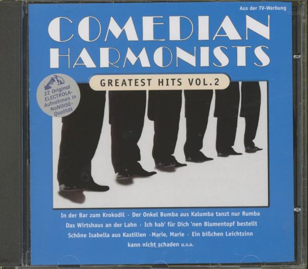 Greates Hits, Vol.2 (CD)