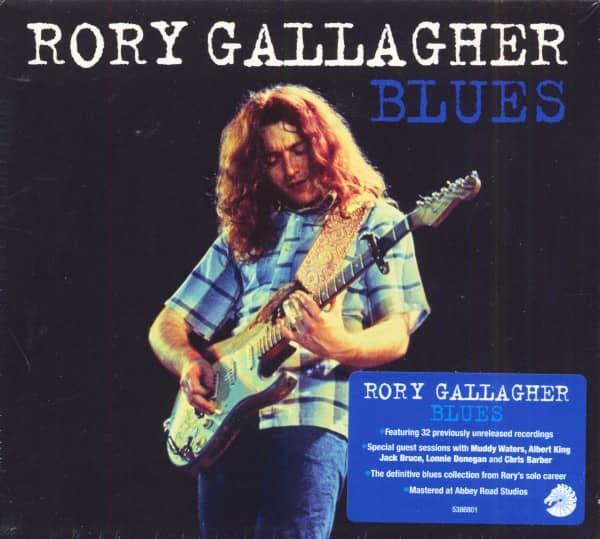 Blues (3-CD, Deluxe Edition)