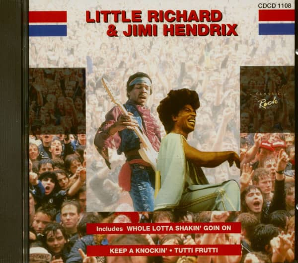 Little Richard & Jimi Hendrix (CD)