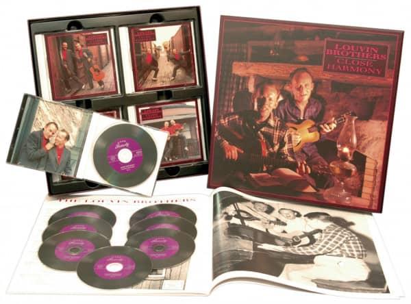 Close Harmony (8-CD Deluxe Box Set)