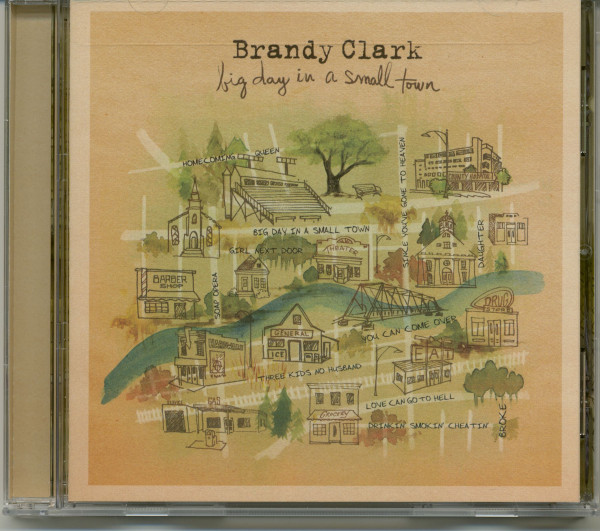 Big Day In A Small Town (CD)