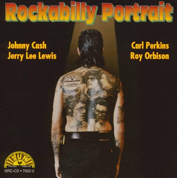 Rockabilly Portrait (CD)