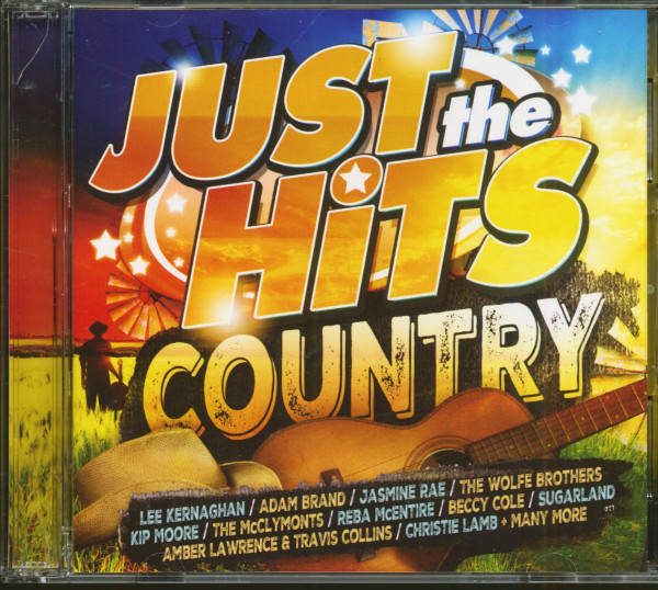 Just The Hits - Country (2-CD)