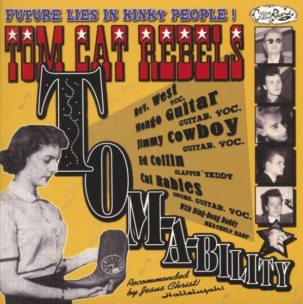Tom-A-Bility (LP, 180g Vinyl, Ltd.)