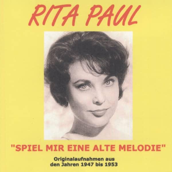 Spiel mir eine alte Melodie 1947-53