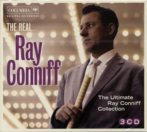 The Real...Ray Conniff (3-CD)