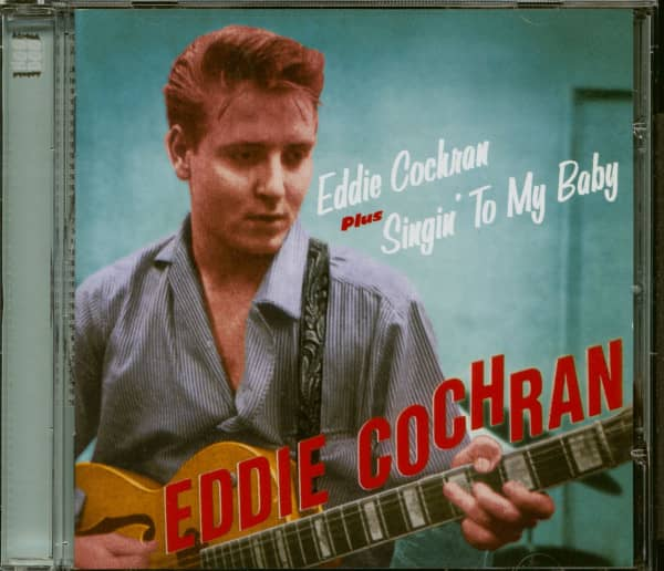 Eddie Cochran - Singin to My Baby (CD)