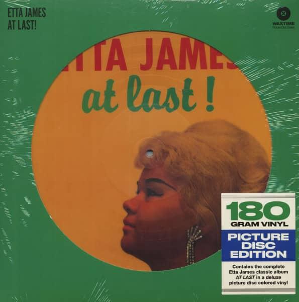 At Last! (LP, Picture Disc, 180g Vinyl)