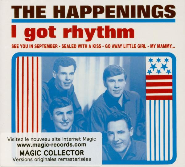 I Got Rhythm...plus Digipack