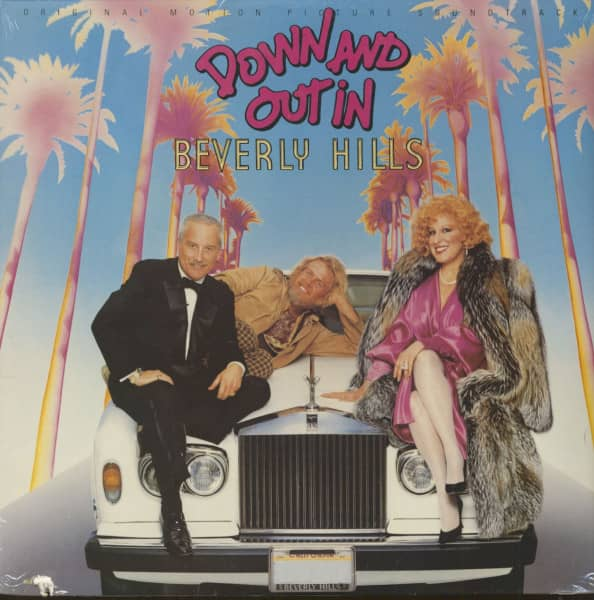Down And Out In Beverly Hills - Soundtrack (LP)