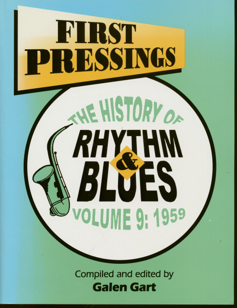 First Pressings - The History of Rhythm & Blues Vol.9: 1959