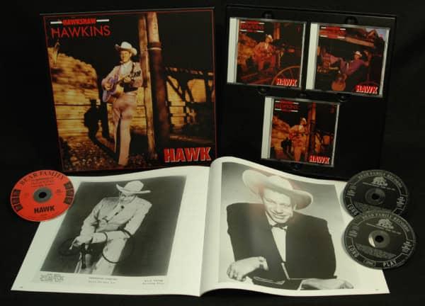 Hawk 1953-1961 (3-CD Deluxe Box Set)
