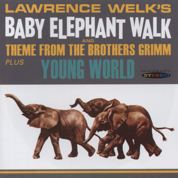 Baby Elephant Walk - Young World
